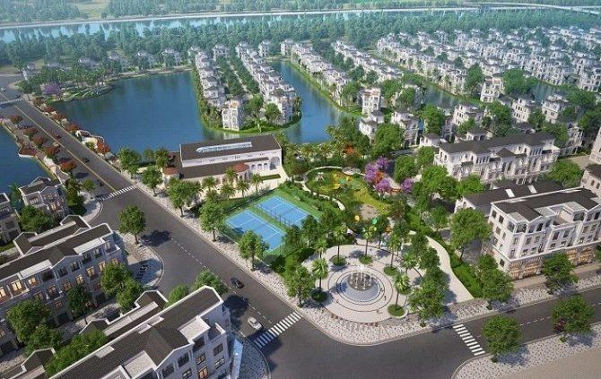 Đại đô thị 460ha với khu phức hợp bể bơi tạo sóng lớn nhất thế giới chuẩn bị được xây dựng tại Văn Giang, Hưng Yên