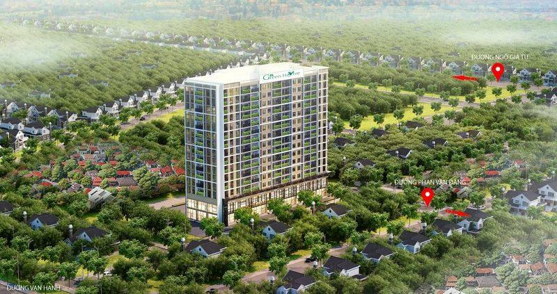 Phương Đông Green Home Việt Hưng Long Biên